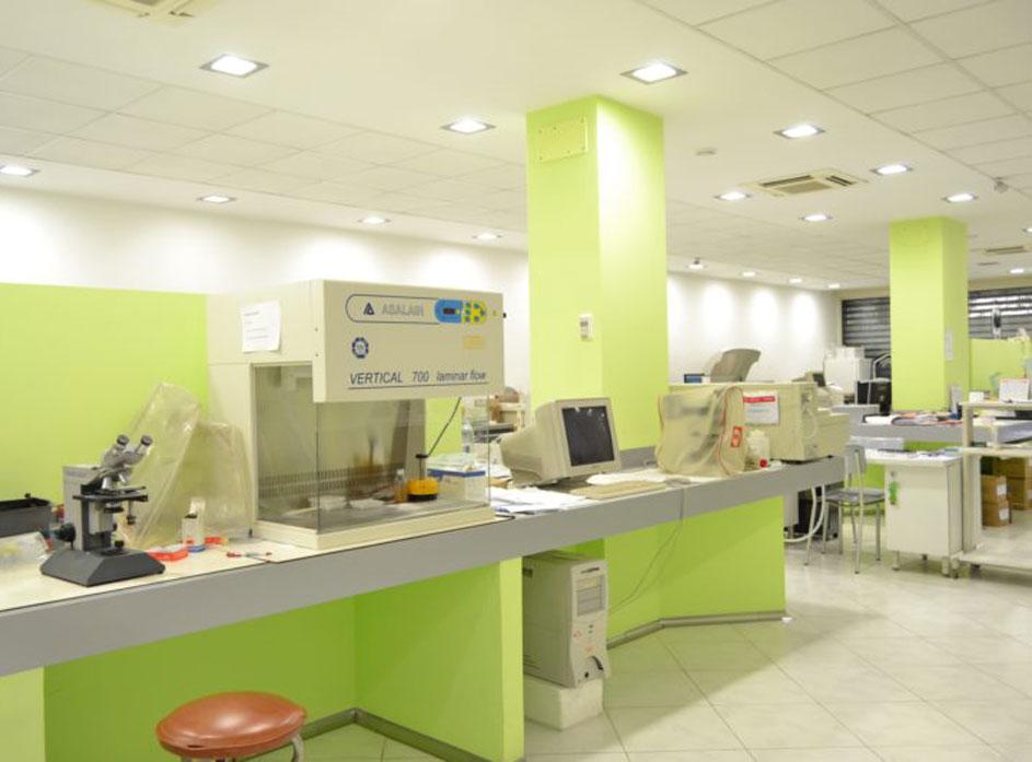 Laboratorio Analisi Cliniche La Salute Salerno
