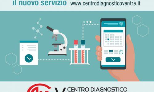 Centro Diagnostico Ventre: attivo il servizio Referti Online