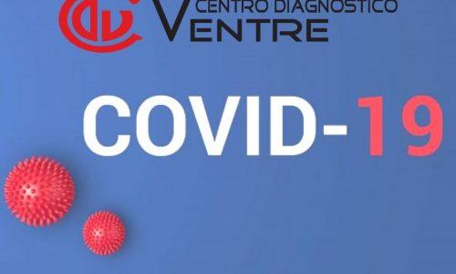 COVID, Centro Diagnostico Ventre: disponibile il test rapido su saliva